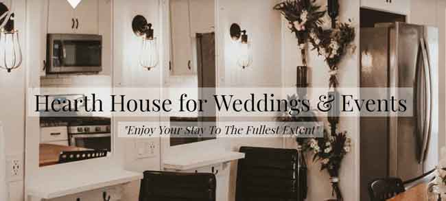 Event Venues Colorado Hearth House Venue