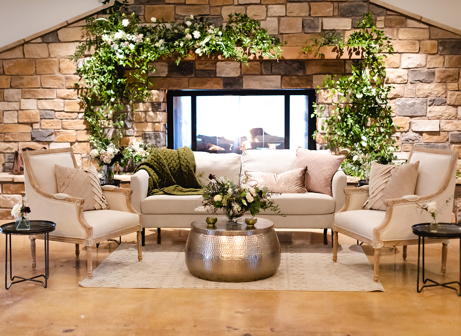 Mega Wedding Planner's Wedding Blog The Design: The Hearth House Venue Hearth House