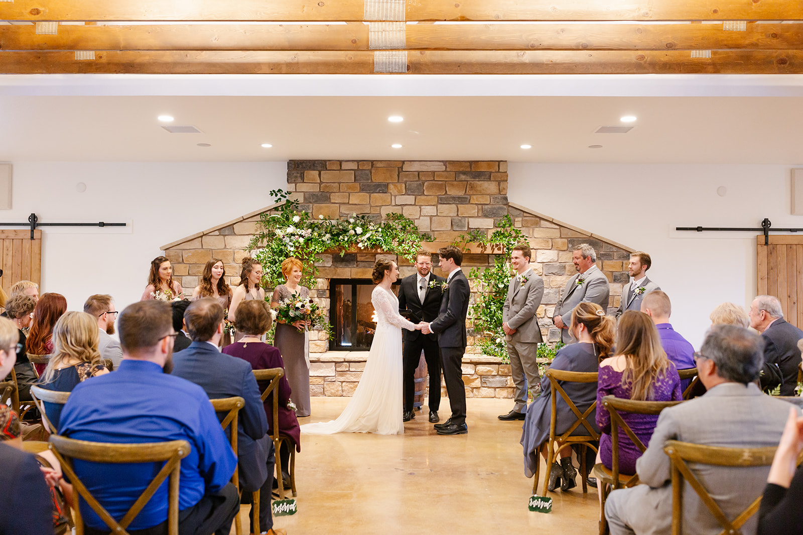 Mega Wedding Planner's Wedding Blog The Design: The Hearth House Venue Hearth House